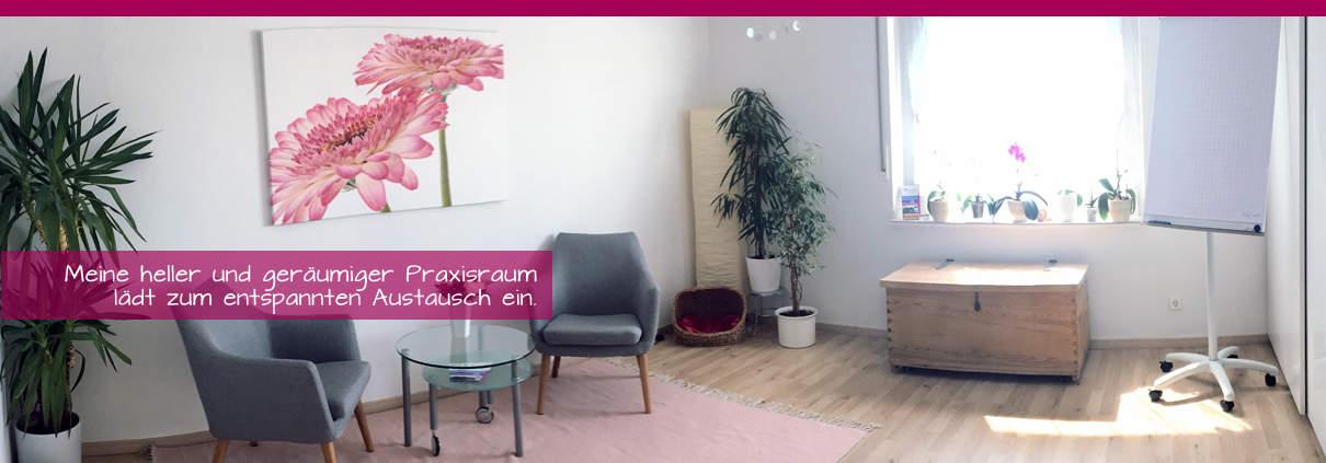 Praxisraum Manuela Welte, Praxis für systemische Psychotherapie - Aichtal
